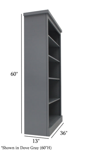 Chelsea Bookcase - Home Furniture Factory
