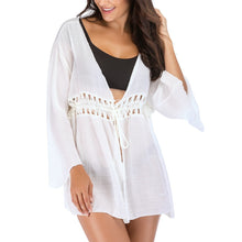 Load image into Gallery viewer, White Beach Blouse
