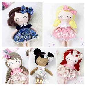 Abigail birthday doll