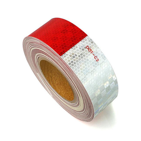 "2"" x 150-ft. QC-Conspicuity DOT-C2 Marking Tape"