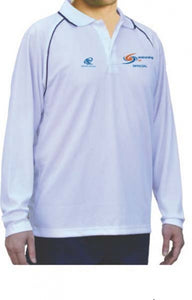 Male Official Polo - Long Sleeve
