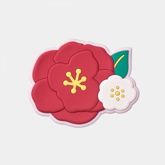 Soft / Pocket Mirror / Camellia (Pink)