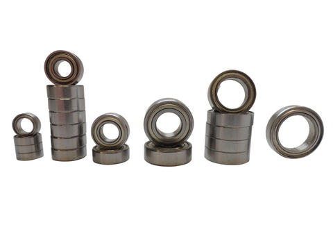Apex RC Products Traxxas Slash 4X4 Rally Telluride Metal Ball Bearing Kit #2000M
