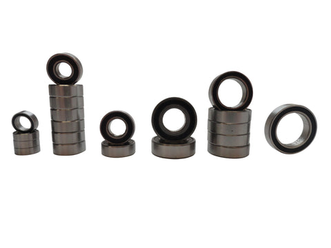 Apex RC Products Traxxas Slash 4X4 Rally Telluride Rubber Ball Bearing Kit 2000R
