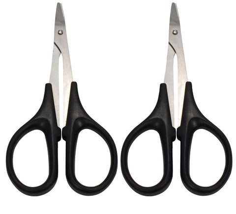 Apex RC Products Curved Lexan Body Trimming Scissor - 2 Pack #2731