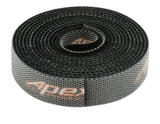Apex RC Products 12.5mm X 1.5mm (5ft) Hook & Loop Battery / Electronic Strapping Material #3070