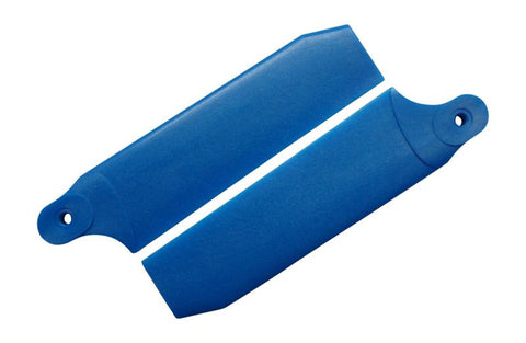 KBDD Pearl Blue 96mm Extreme Tail Rotor Blades #4071