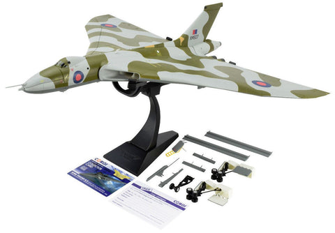 "Corgi Avro Vulcan B.2 - ""Operation Black Buck"" 1:72 Die-Cast Airplane AA27203"