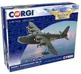 Corgi Short Sunderland Mk.III - Early 1942 1:72 Die-Cast Airplane AA27503