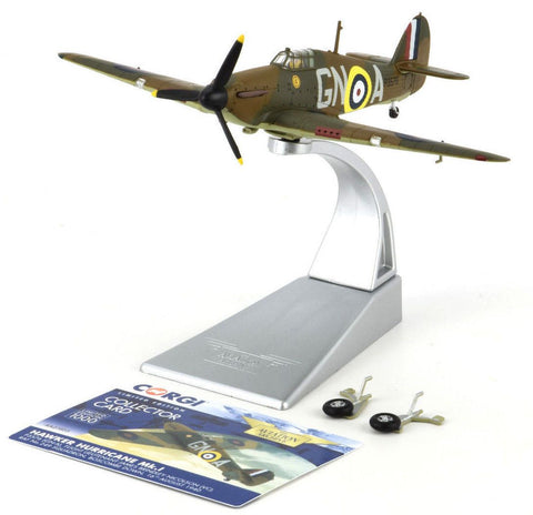 Corgi Hawker Hurricane Mk.I - August 16th 1940 1:72 Die-Cast Airplane AA27605