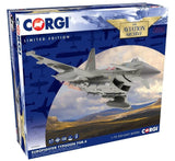 Corgi Eurofighter Typhoon FGR.4 - Falkland Islands 1:72 Die-Cast Airplane AA36408