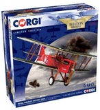 "Corgi Royal Aircraft Factory SE - ""Schweinhund"" 1:48 Die-Cast Airplane AA37707"