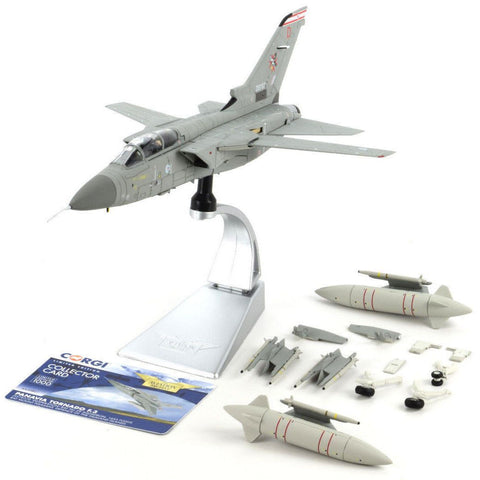 Corgi Panavia Tornado F.3 - Falkland Islands 1:72 Die-Cast Airplane AA39807