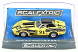 "Scalextric ""Thompkins Tile Co."" Chevrolet Corvette L88 1/32 Scale Slot Car C3726"