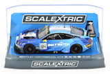 "Scalextric ""Only Watch"" Bentley Continental GT3 DPR W/ Lights 1/32 Slot Car C3846"