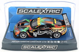 "Scalextric ""Darrell Lea"" Aston Martin GT3 DPR W Lights 1/32 Scale Slot Car C3856"