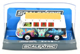 Scalextric Atlantis Volkswagen Camper Van T1b DPR W/ Lights 1/32 Slot Car C3891