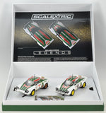 Scalextric Legends Lancia Stratos - 1976 Rally Champions Limited Boxed Set C3894A