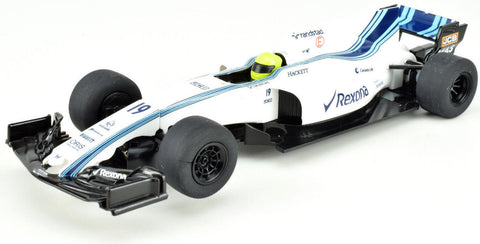 "Scalextric ""Rexona"" Williams - Felipe Massa DPR 1/32 Formula 1 F1 Slot Car C3955"