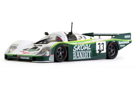 "Slot It ""Skoal Bandit"" Porsche 956LH - 1984 Le Mans 1/32 Scale Slot Car CA02H"