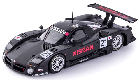 Slot It Nissan R390 GT1 - 1997 24h Le Mans 1/32 Scale Slot Car CA05F