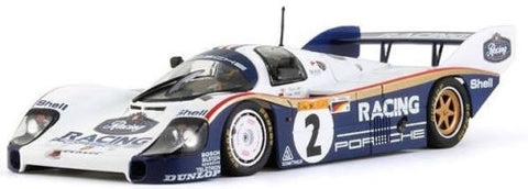 "Slot It ""Rothmans"" Porsche 956 KH - 1983 Nurburgring 1/32 Scale Slot Car CA09G"
