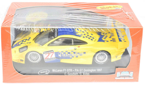 Slot It McLaren F1 GTR - 1997 FIA GT Donington 1/32 Scale Slot Car CA10L