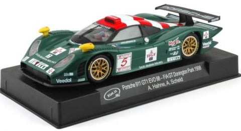 Slot It Porsche 911 GT1 EVO 98 - 1998 FIA GT 1/32 Scale Slot Car CA23C