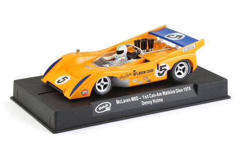 Slot It McLaren M8D #5 - 1970 Can-Am Waktins Glen 1st 1/32 Slot Car CA26E