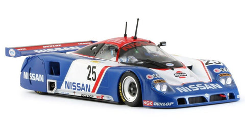 "Slot It ""Nissan"" Nissan R89C - 1989 Le Mans 1/32 Scale Slot Car CA28D"
