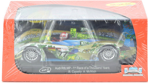 Slot It Audi R8 LMP - 1st Race Of A Thousand Years 1/32 Scale Slot Car CA33A