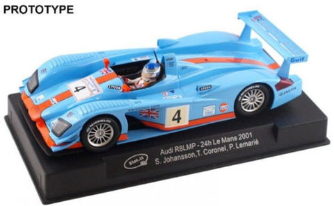 Slot It Audi R8 LMP - 2001 24h Le Mans 1/32 Scale Slot Car CA33B