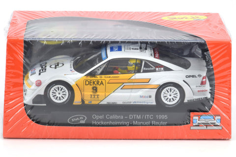 "Slot It ""Dekra"" Opel Calibra - 1995 DTM / ITC Hockenheimring 1/32 Slot Car CA36A"