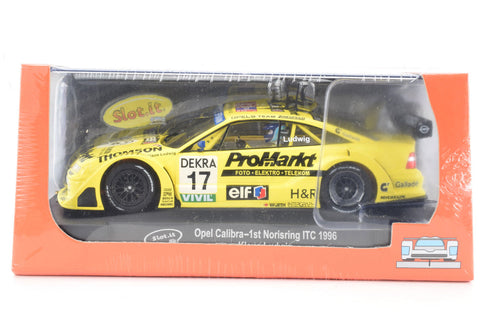 Slot It Opel Calibra - 1995 DTM / ITC 1/32 Slot Car CA36B