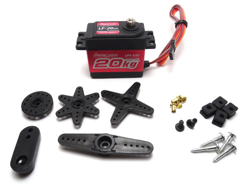 Power HD LF-20MG Standard Digital High Torque Servo - 1/10 - 1/8 Steering Servo