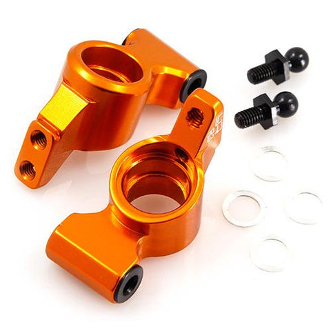 Yeah Racing HPI Sprint 2 3 Degree Rear Hub / Knuckle Arm Toe-In SPT2-007D3OR