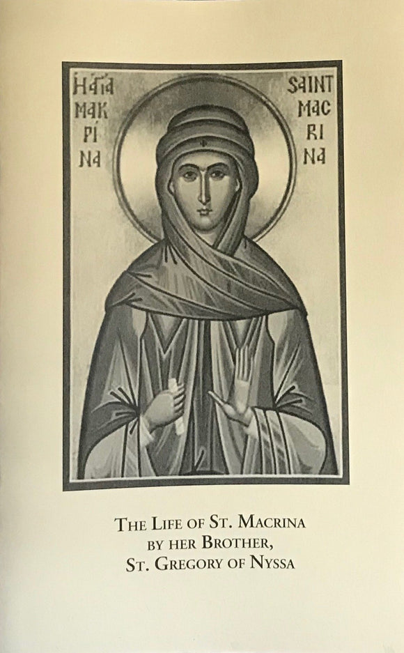The Life of St. Macrina
