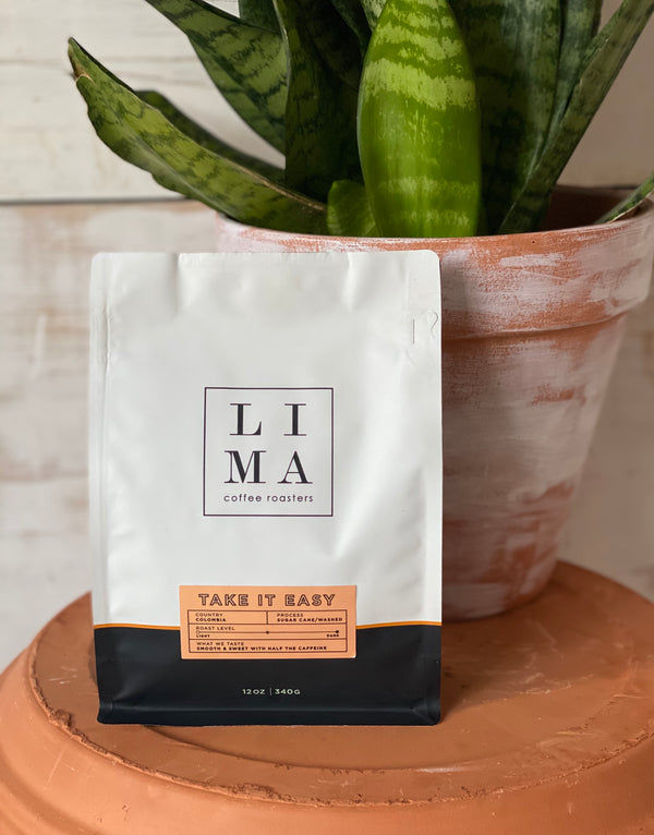 Take It Easy Blend (Half Caff)