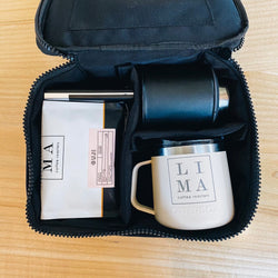 Coffee Lover's Travel Kit