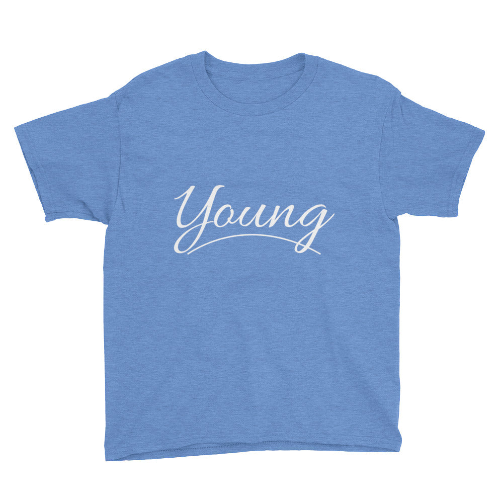 Kids Unisex Short Sleeve Tee