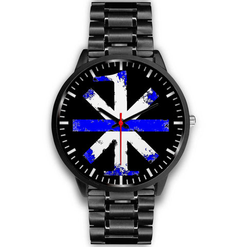 One Asterisk Watch - Black Stainless