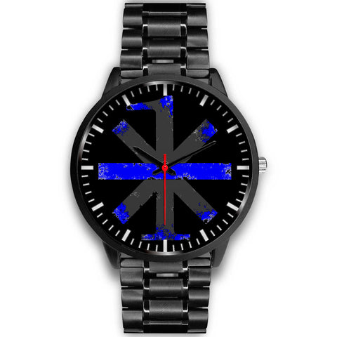Subdued One Asterisk Watch - Black Stainless
