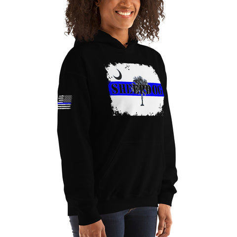 South Carolina Sheepdog Style Unisex Heavy Blend Hooded Sweatshirt