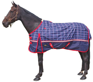 Cavallino Yorkshire No Fill Turnout Rug