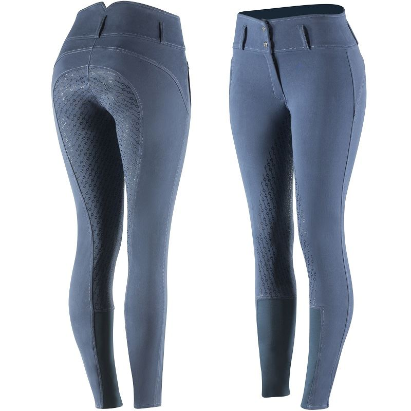 Horze Daniela Ladies' Silicon Full Seat Breeches