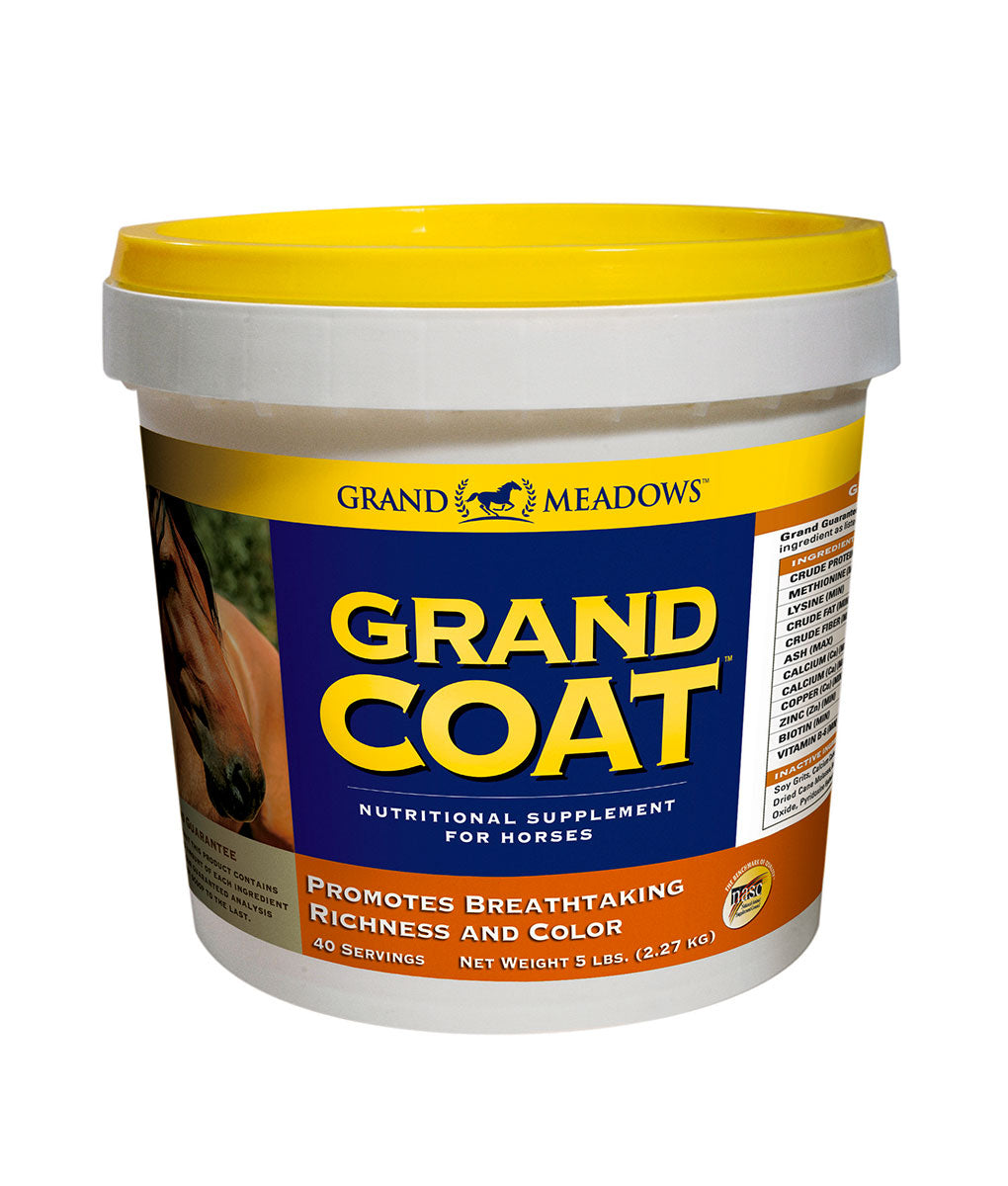 Grand Meadows - Grand Coat