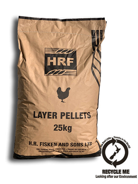 Fiskens Layer Pellets