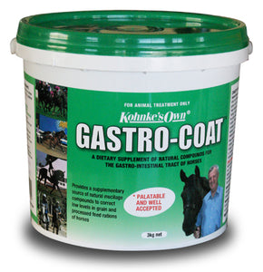 Kohnke's Own Gastro-Coat