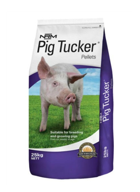 NRM Little Pig Tucker Pellets