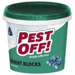 Pest Off Rodent Blocks